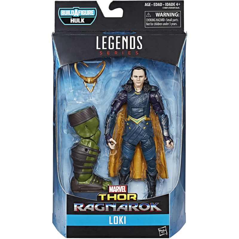 Loki (Ragnarok Movie; Gladiator Hulk series)