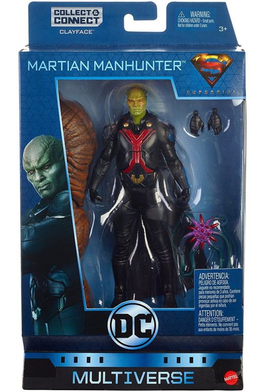 Martian Manhunter (Supergirl TV; Clayface Series)