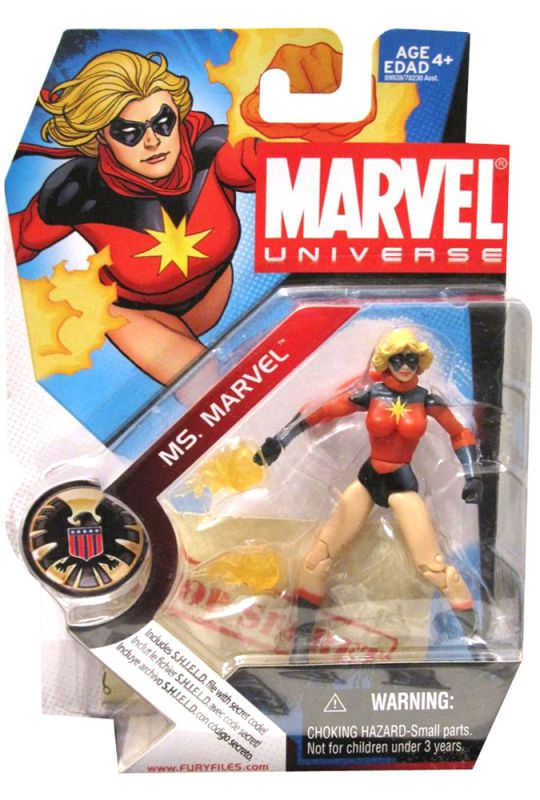 Ms. Marvel (Classic Costume)