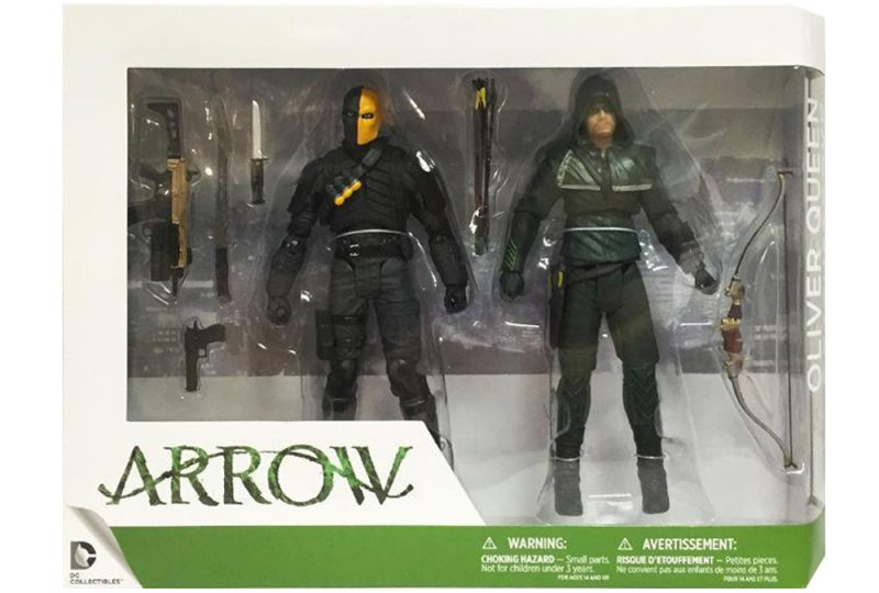 Oliver Queen & Deathstroke
