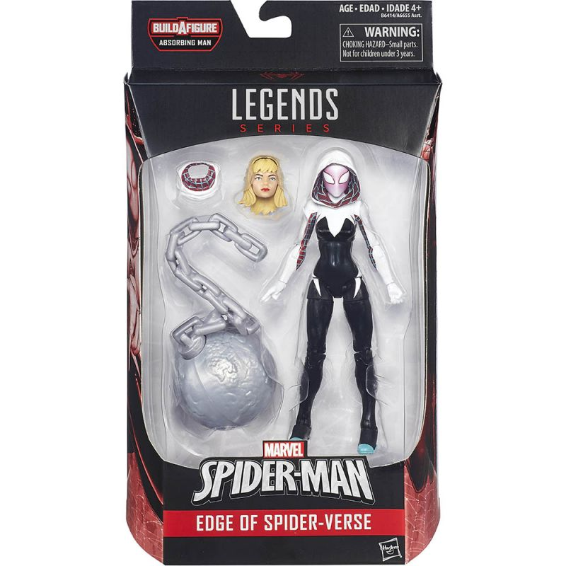 Spider-Gwen (Absorbing Man Series)