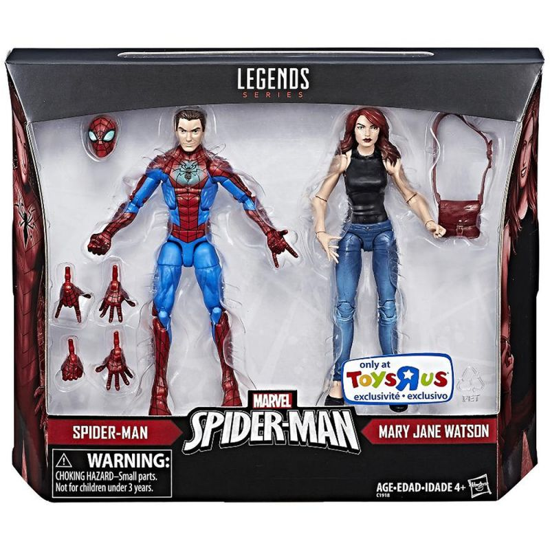 Spider-Man & Mary Jane
