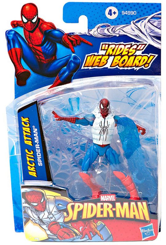 Spider-Man (Arctic Attack)