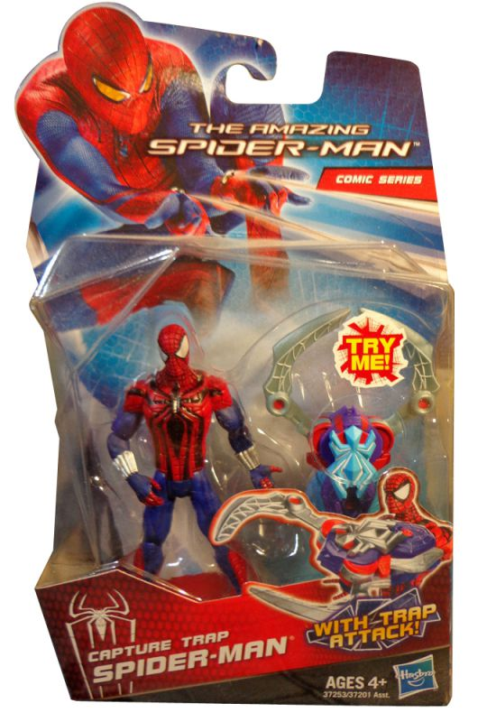 Spider-Man (Capture Trap)