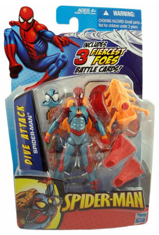 Spider-Man (Dive Attack)