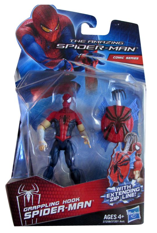 Spider-Man (Grappling Hook)