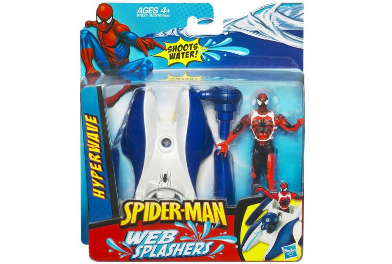 Spider-Man (Hyperwave)