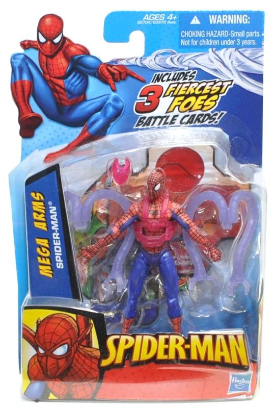 Spider-Man (Mega Arms)