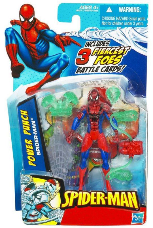 Spider-Man (Power Punch)