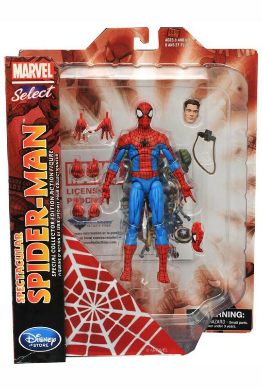 Spider-Man (Spectacular; Disney Exclusive)