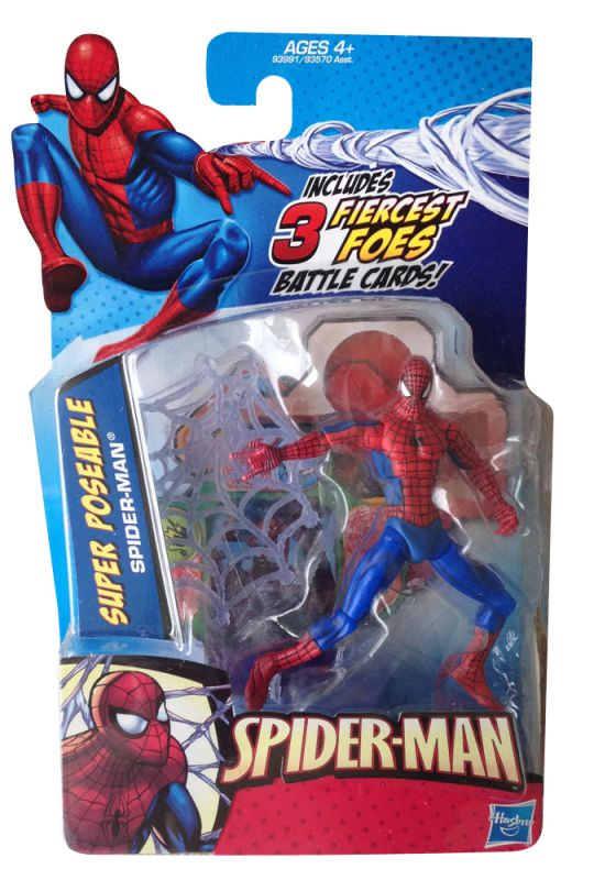 Spider-Man (Super Poseable)