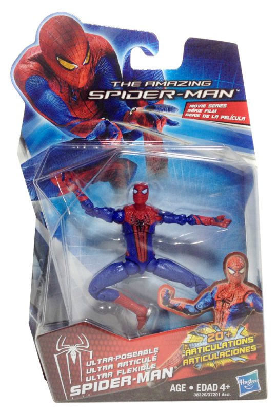 Spider-Man (Ultra-Poseable; Movie Series)