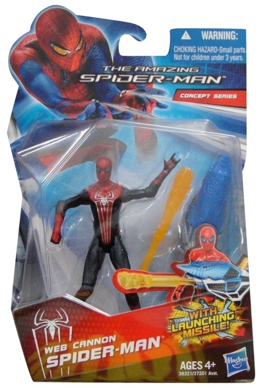 Spider-Man (Web Cannon; Concept Series)