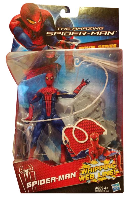 Spider-Man (Whipping Web Line; Movie Series)