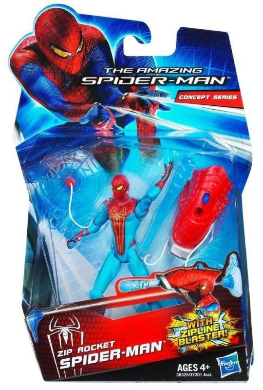 Spider-Man (Zip Rocket; Concept Series)