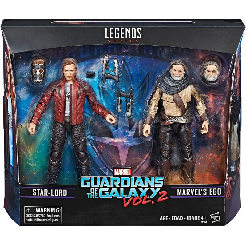 Star-Lord & Ego