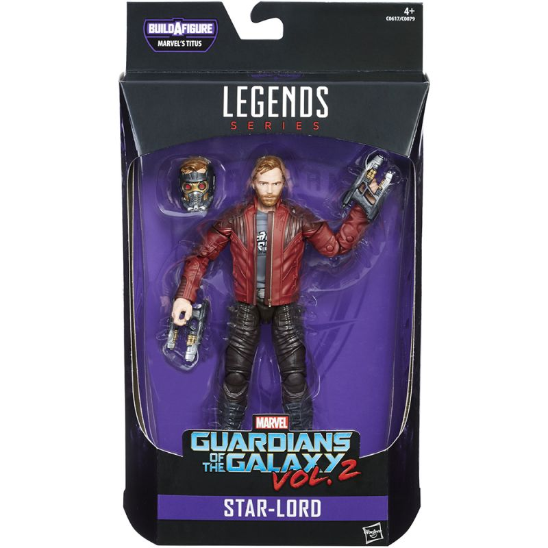 Star-Lord (Titus Series)