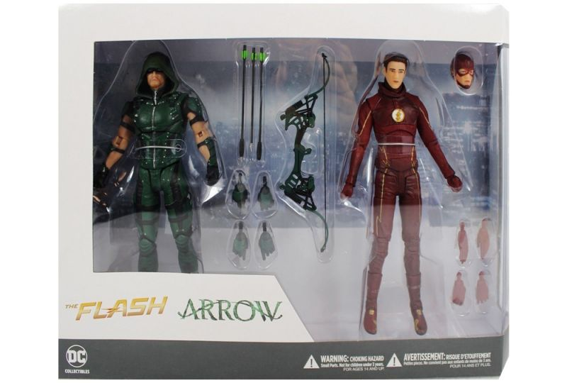 The Flash & Arrow