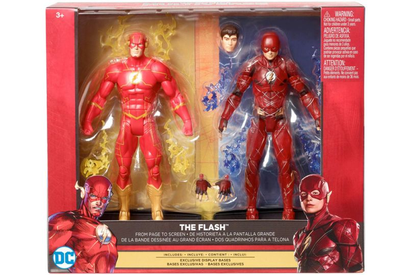 The Flash (Figure pack)