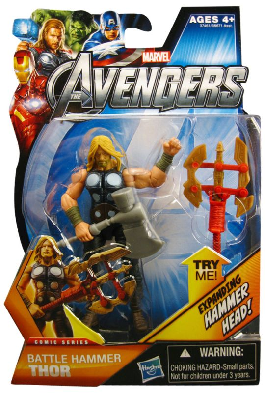 Thor (Battle Hammer; Comic Series)