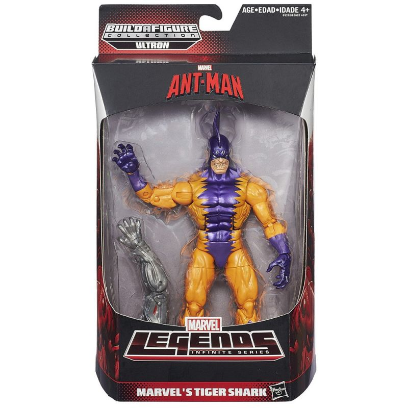 Tiger Shark (Ultron Prime Series)