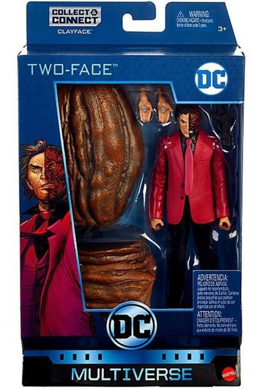 Two Face (DC Rebirth; Clayface Series)