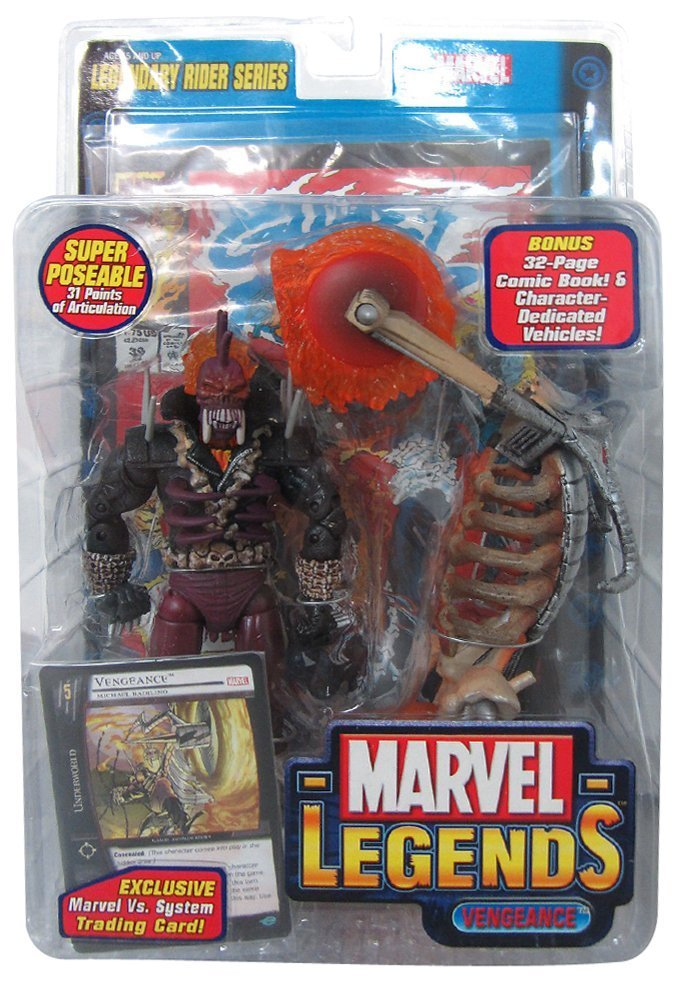 marvel comics and toy biz
