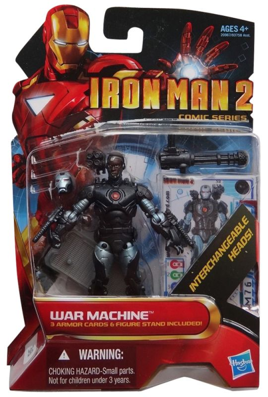 War Machine (Unmasked; Comic Series)
