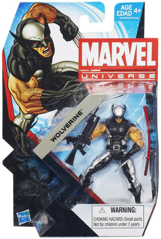 Wolverine (X-Force Costume)